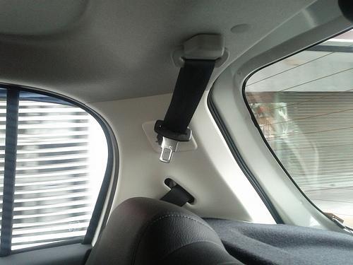 usa bien el cinturón de seguridad
