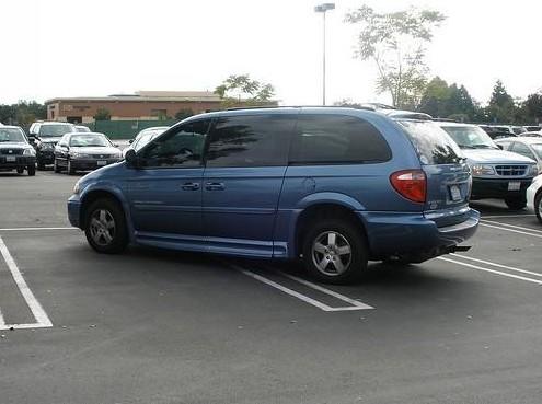 Los parte empadronados son cursados generalmente cuando un vehículo se encuentra mal estacionado
