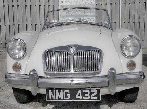 ¿estás buscando comprar un Morris Garage u otra joyita antigua?