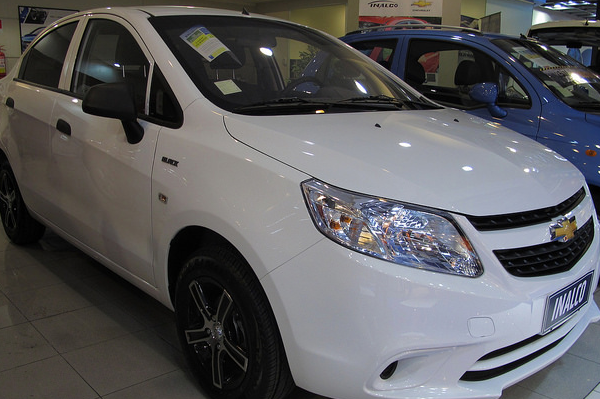 tercer auto más vendido del 2015