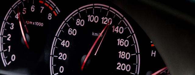 recuerda mantener una velocidad constante