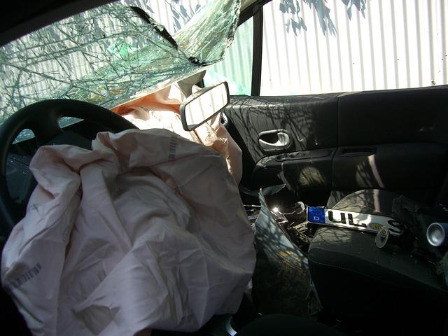 El airbag es el mayor indicador en caso de que el auto haya sido rematado por accidente