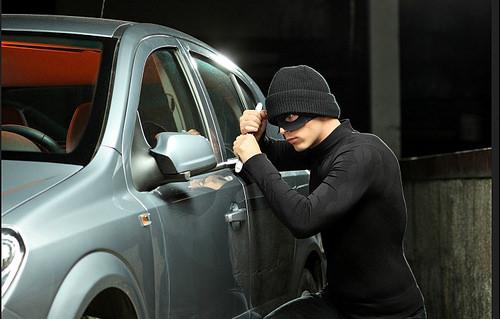 el robo de vehículos es algo común hoy en día