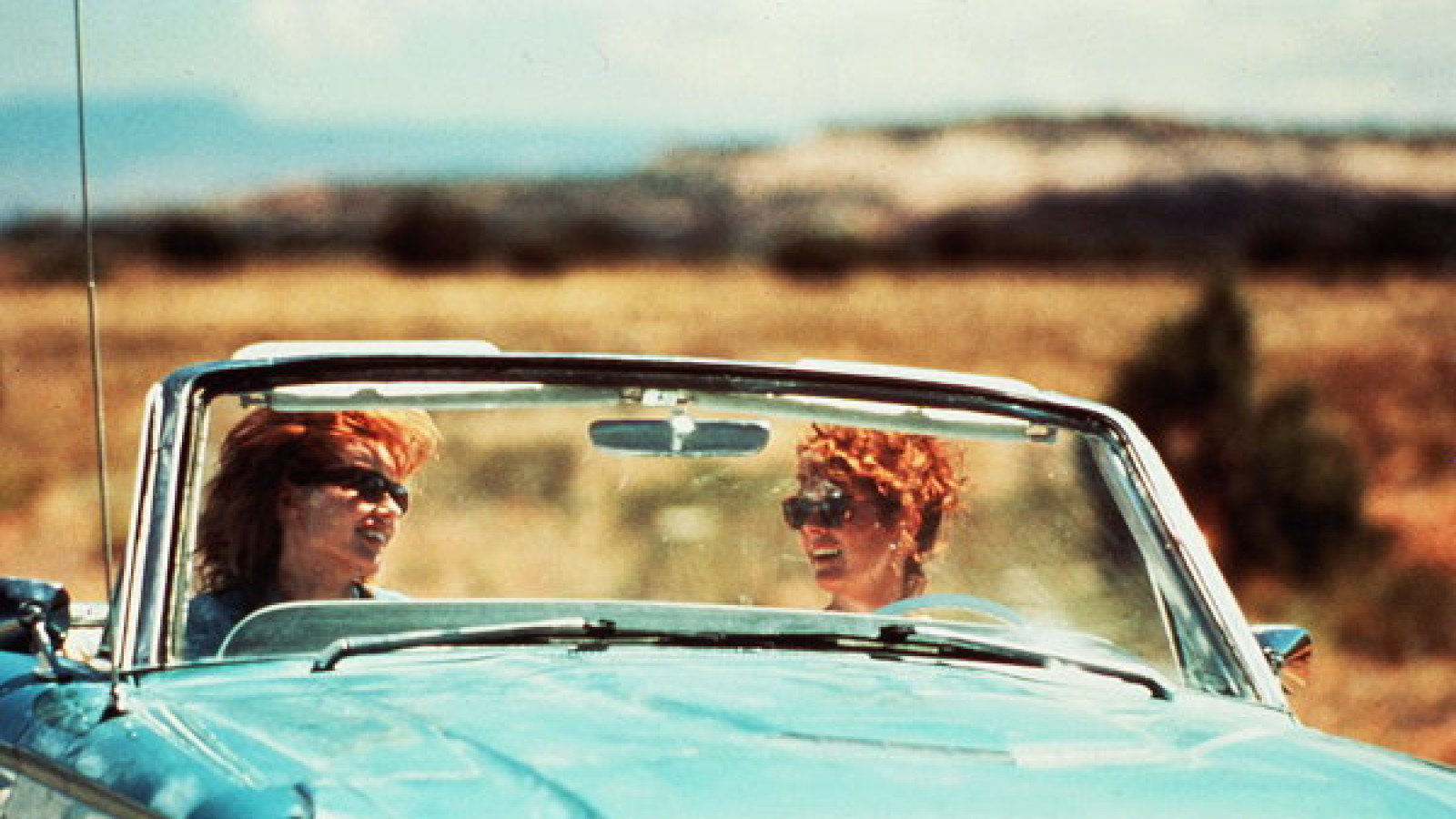 Fotograma del film Thelma & Louise